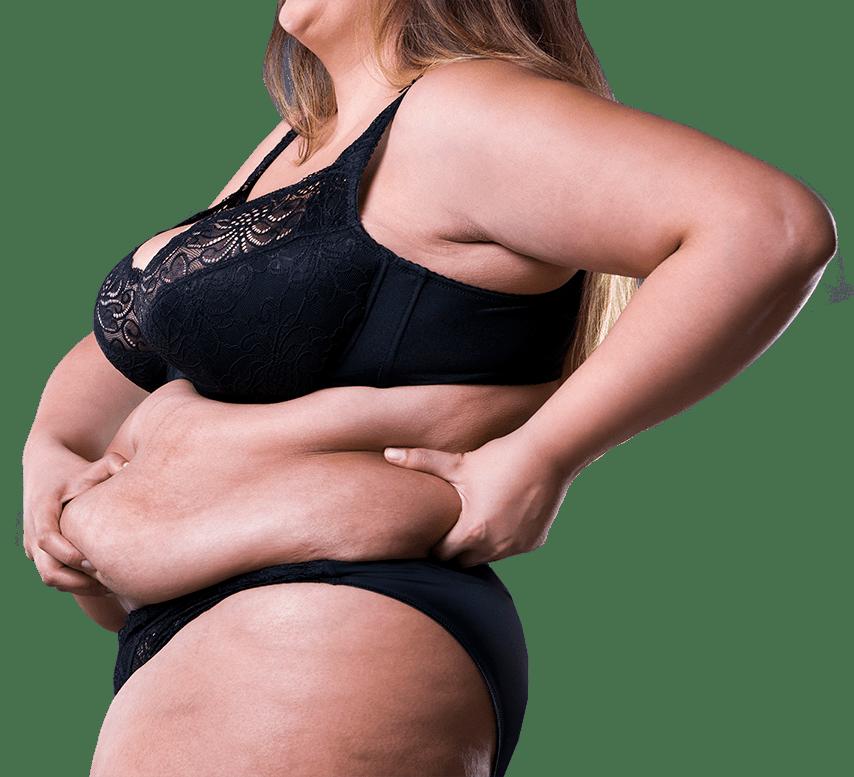 high bmi body fat